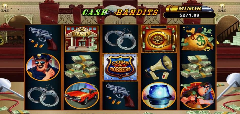 cash bandits rtg